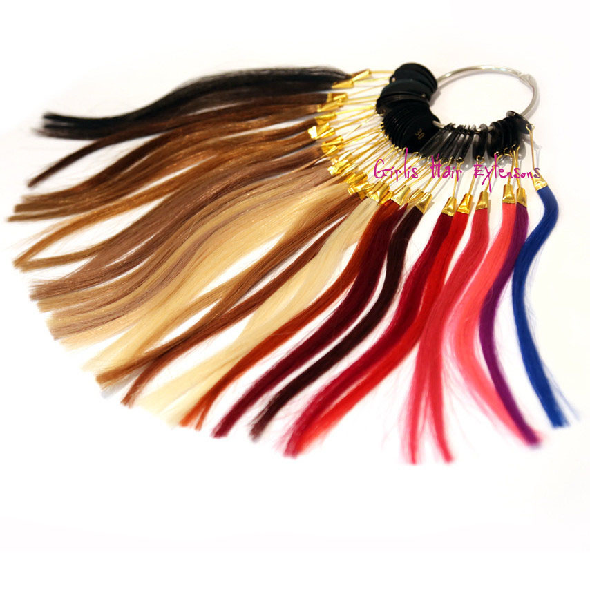 Girlis luxury hair extensions colour ring standard 100 remy human girlis colour ring pmusecretfo Images