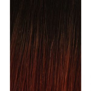 100% Remy Colour Swatch Ombre 2T33