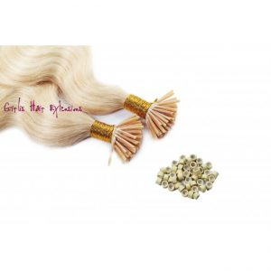 Body Wave Stick Tip - I Tip pre- bond Hair Extensions