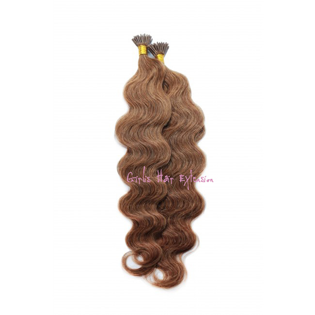 Girlis luxury hair extensions 1g body wave stick tipi tip hair body wave stick tip i tip pre bond hair extensions pmusecretfo Image collections