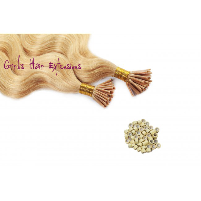 1g Body Wave Stick Tipi Tip Hair Remy Extensions A5