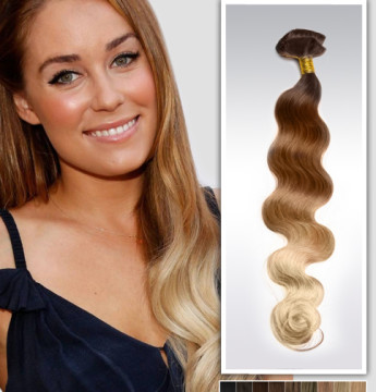 Weft-Hair-Extension