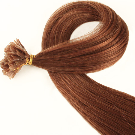 pre- bonded hair