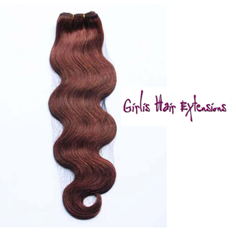 BODY WEFT HAIR EXTENSIONS