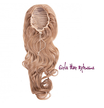 ponytail hair pieces 16