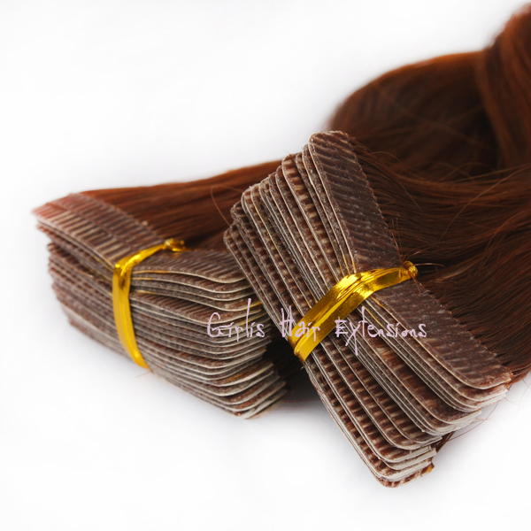 50g Body Wave Tape Hair Extension 20pcs 25gs 5a
