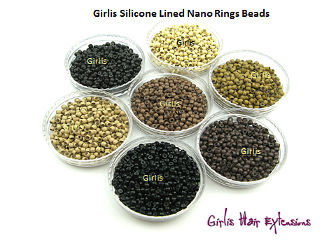 Silicone Nano Ring beads