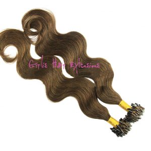 Body Wave Micro Loop - Ring Hair Extensions