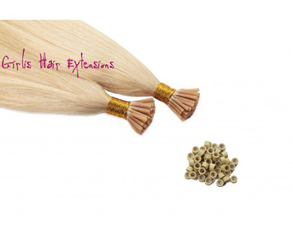 Stick Tip - I Tip pre- bond Hair Extensions
