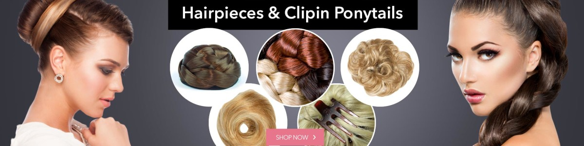 Bun Hair Pieces