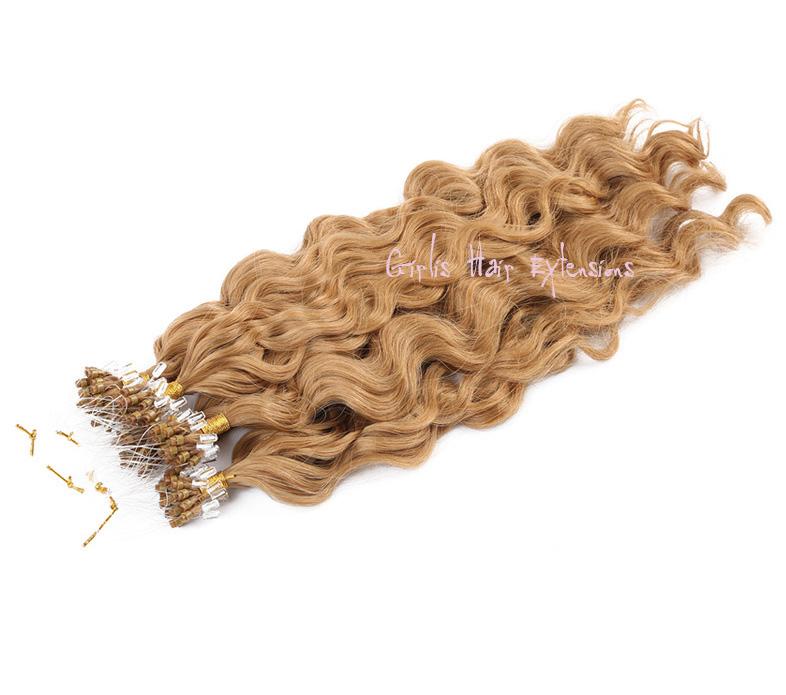Peruvian 05gram Micro Loop Remy Straight Hair Extensions