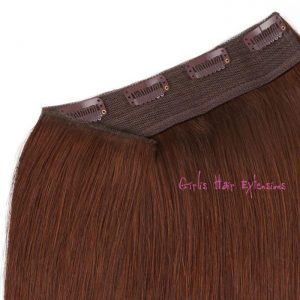 Girlis Volume Clip in Hair Extensions