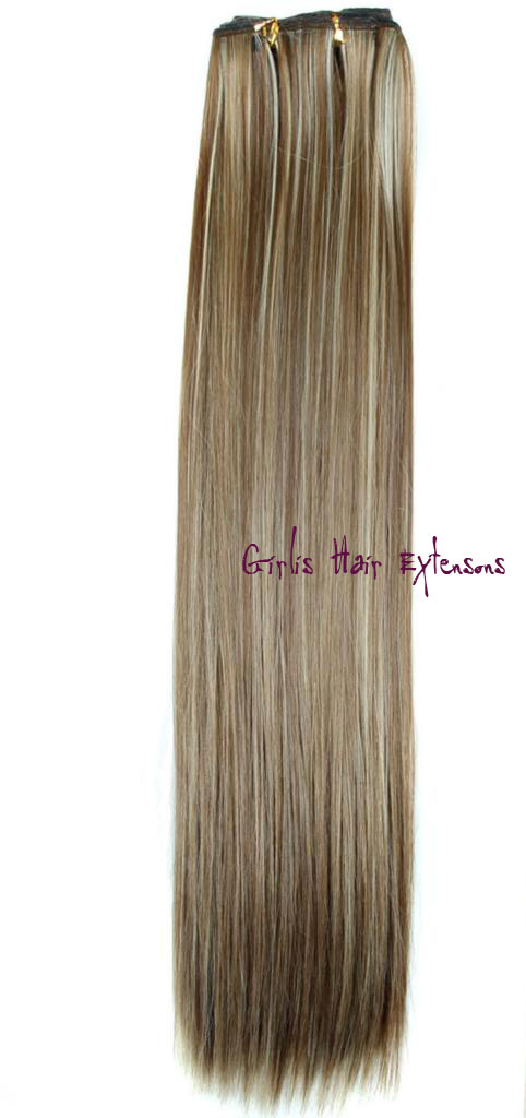 Clip In Highlight Hair Extensions 61