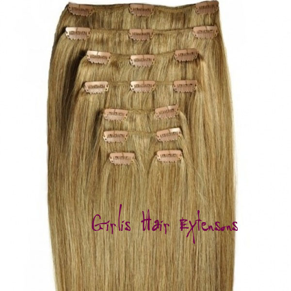 Clip In Highlight Hair Extensions 106