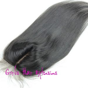 Hair Extension Lace Closure Top